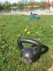 Outdoor Fall Fitness
