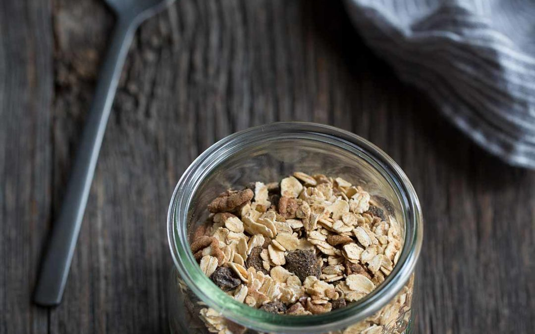 Homemade Muesli Recipe – Easy Breakfast