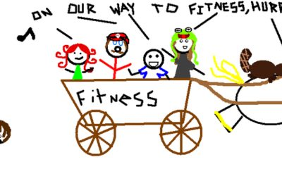 The Fitness Wagon